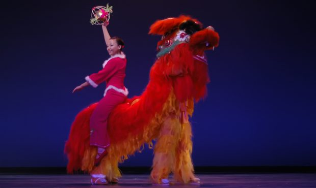 Lion Dance Plus by Dance China New York | Young Audiences New Jersey