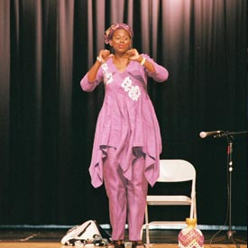 Linda Humes | Young Audiences New Jersey