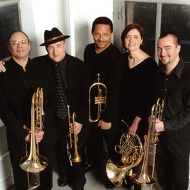 Manhattan Brass Quintet | Young Audiences New Jersey