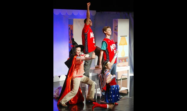Austin the Unstoppable by George Street Playhouse