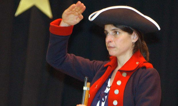 Deborah Sampson by Anne Pasquale | Young Audiences New Jersey