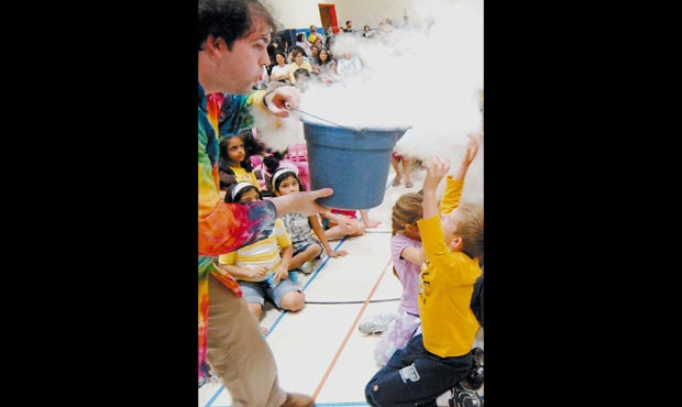 Dragons and Dreams by Picirillo Sciencetellrs | Young Audiences New Jersey