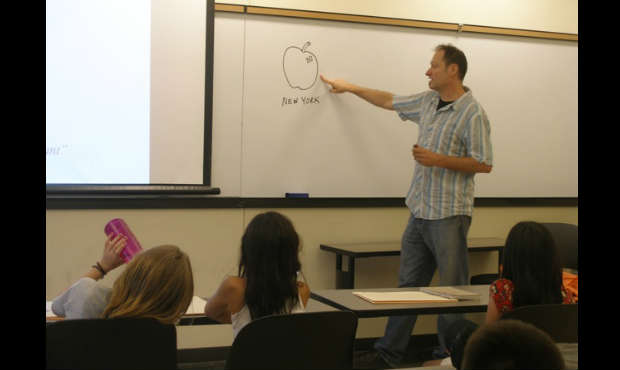 Graphic Novels with Kevin Pyle | Young Audiences New Jersey
