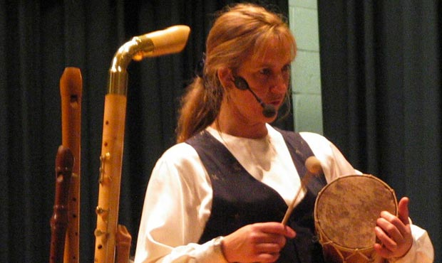 Medieval Feast by Mary Knysh | Young Audiences New Jersey & Eastern Pennsylvania