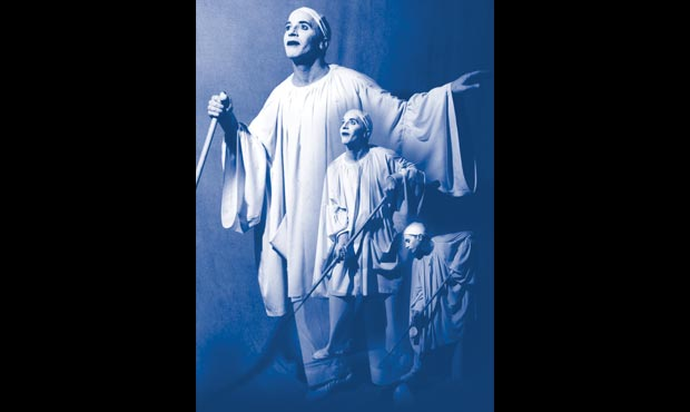 Mime Over Matter by Bill Bowers | Young Audiences New Jersey