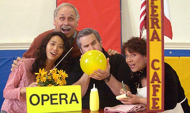 OperaWorks by Stephen Mosel and Company | Young Audiences New Jersey