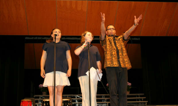 Performance Poerty with Lamont Dixon | Young Audiences New Jersey