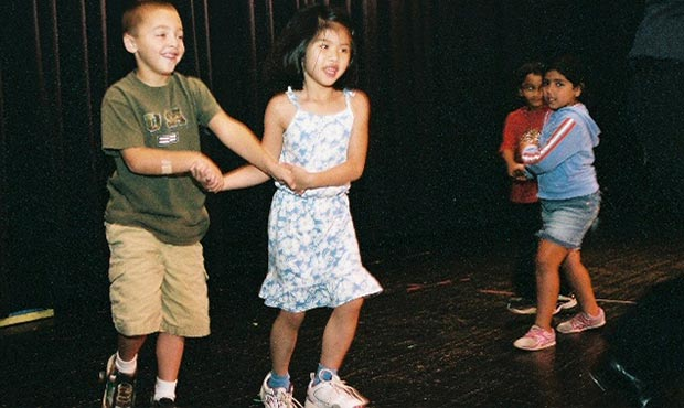 Square Dancing by Pat Cannon | Young Audiences New Jersey