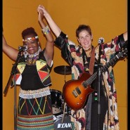 Universal Lessons from South Africa's History & Culture by Sharon Katz and the Peace Train | Young Audiences New Jersey