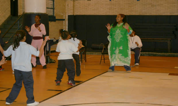 West African Dance and Culture by The Seventh Principle | Young Audiences New Jersey