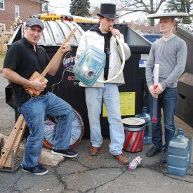 The Amazing Junk Jam Band