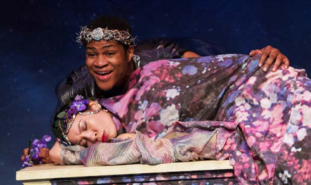 A Midsummer Night's Dream by the Shakespeare Theatre of new jersey image 2
