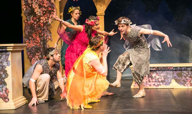 A Midsummer Night's Dream by the Shakespeare Theatre of new jersey image 3