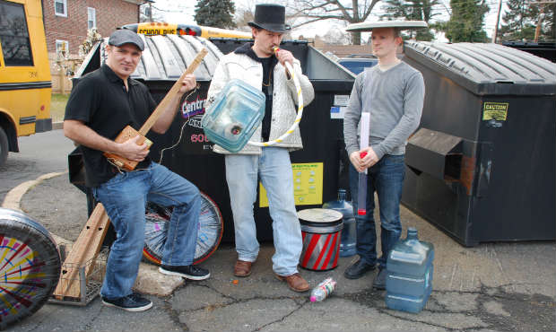 The Amazing Junk Jam Band