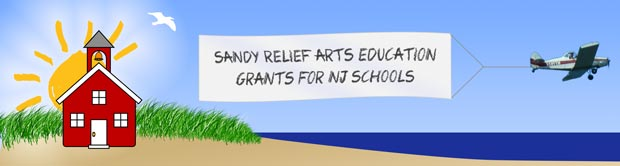 Sandy Relief Grant by Young Audiences New Jersey & Eastern Pennsylvania