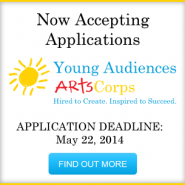 Apply to ArtsCorps - YA