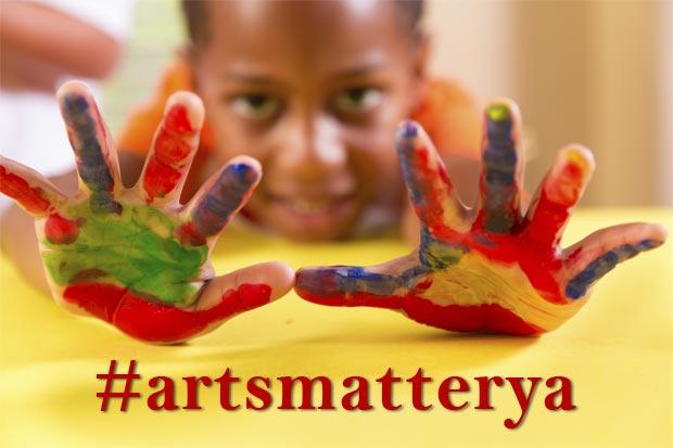#artsmattterya