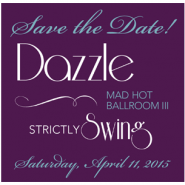 Dazzle Save the Date Slideshow Image