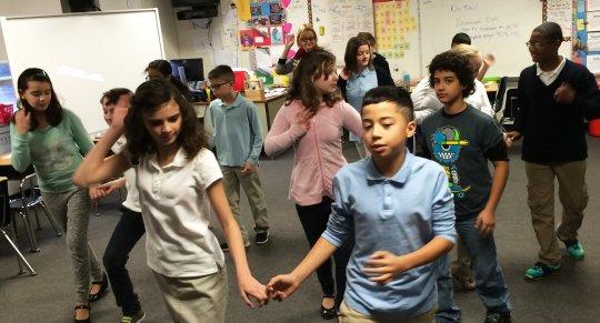Vineland Public Charter School Dance Residency