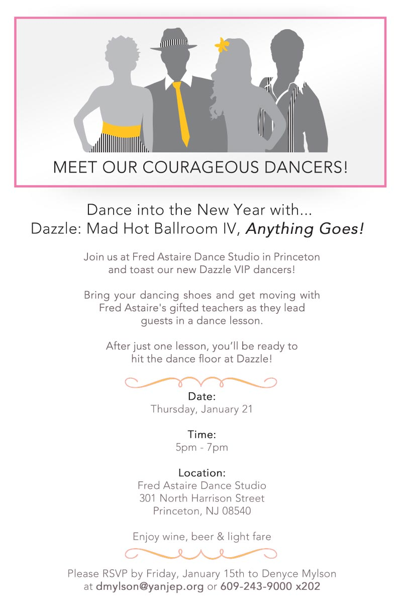 Dazzle Meet & Greet - Join Us