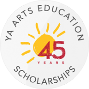 Photo of YA Arts Eduation Scholaships Logo