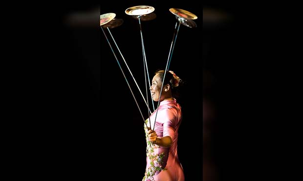 Chinese Acrobatic Traditions by Li Liu
