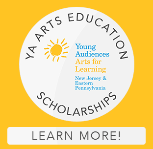 Young Audiences' Arts Education Scholarshops - Learn More!