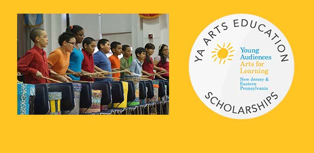 YA Arts Education Scholarships