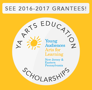 YA Arts Education Scholarships - See 2016-2017 Grantees