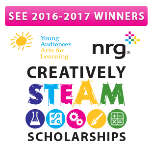NRG Creatively STEAM Scholarships - See 2016-2017 Winners!