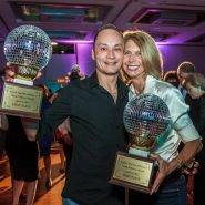 Michele-Siekerka-Ilya-Abdullin-YA-Disco-Ball-Trophy-Winners