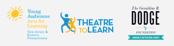 Theatre to LEarn - 3 Sponsor Logos