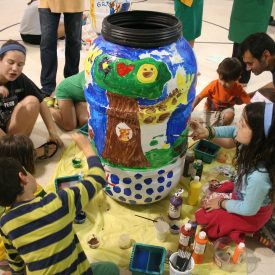 Creatively Green Family Arts Festival 2